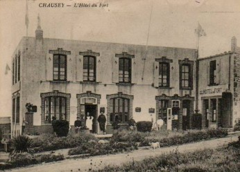 1909 - L'Hôtel du Fort