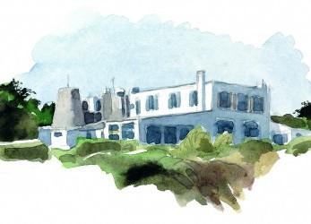 1872 - La tour Baudry