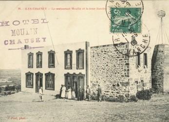 1897 - L'hôtel Moulin